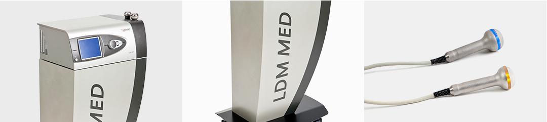 LDM 레이저 기계 사진
